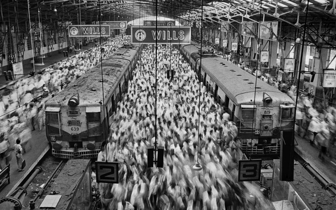 Sebastião Salgado: Emotional photography in black and white