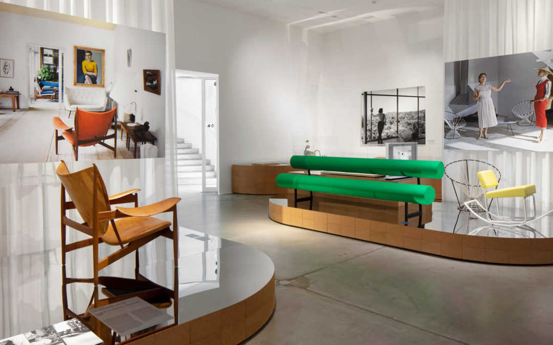 Interior icons at the Vitra Design Museum