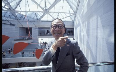 Fact Friday: Eine Hommage an den Architekten I. M. Pei